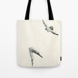 Disconnected Tote Bag
