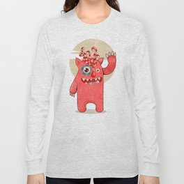 Monster-01 Long Sleeve T-shirt
