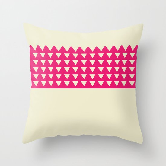 Basic Throw Pillow
