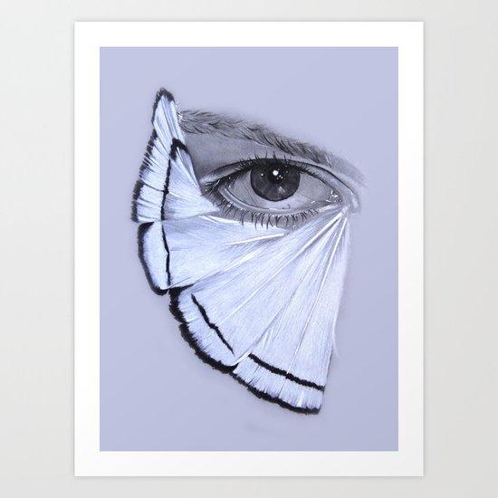 Flightless Bird Art Print