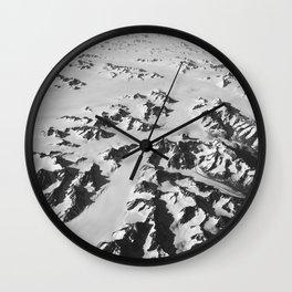 Greenland #4 Wall Clock