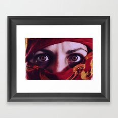 Give me your tired Framed Art Print