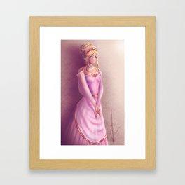 Princess Heartfilia Framed Art Print