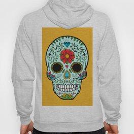 Colorful Skull V Hoody