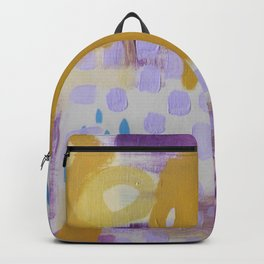 Persephone abstract Backpack