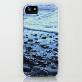Waves on the Beach Photography Print iPhone Case