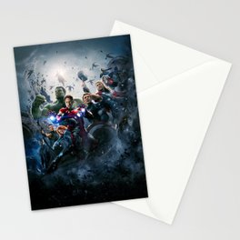 Age of Ultron Stationery Cards