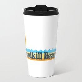 Broadkill Beach - Delaware. Travel Mug