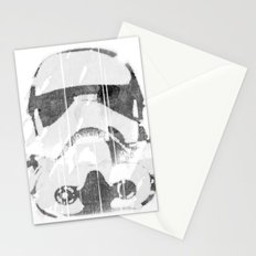 Watermark Stormtrooper Stationery Cards