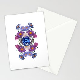 Birth Stone & Flower/SEPTEMBER Stationery Cards