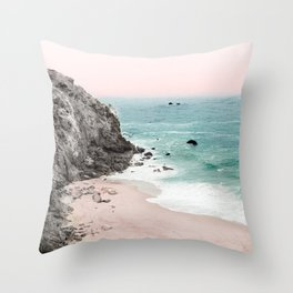 Coast 5 Throw Pillow