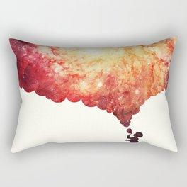 The universe in a soap-bubble! Rectangular Pillow
