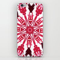 evolution iPhone & iPod Skins featuring Evolution by instantgaram