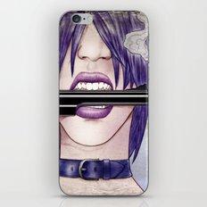 Gun iPhone & iPod Skin