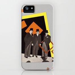 prisioners iPhone Case