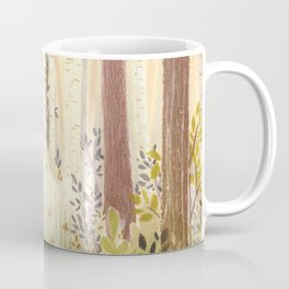 Little ghost in the woods Coffee Mug