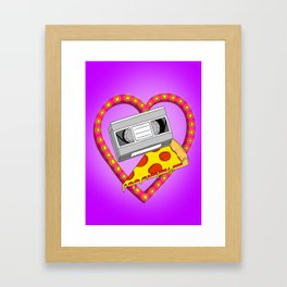 Date Night Framed Art Print