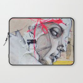 Have you Ever Hurt Someone You Loved? Laptop Sleeve
