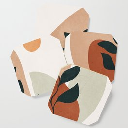 Soft Shapes II Coaster
