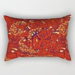 Leaves I Rectangular Pillow