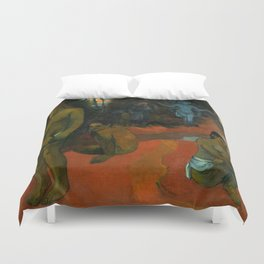 """Paul Gauguin """"Te Pape Nave Nave (Delectable Waters)"""" Duvet Cover"""
