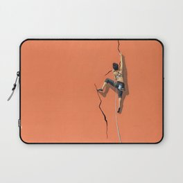 Climbing: Solitude Laptop Sleeve