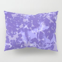 Lavender and Sage Pillow Sham