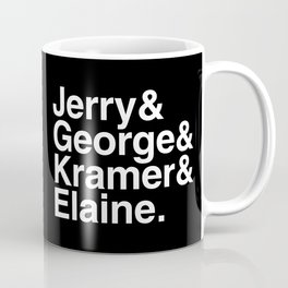 Seinfeld Jetset Coffee Mug
