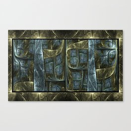 Andian Canvas Print