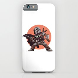 BABY ON BOARD iPhone Case