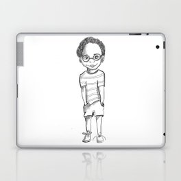 In the pockets Laptop & iPad Skin