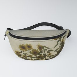 Sunflower Cosmos Fanny Pack