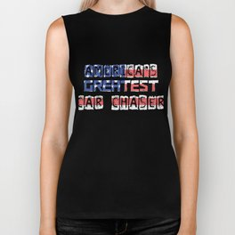 America's Greatest Car Chaser Biker Tank