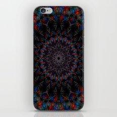 Rift Rose iPhone & iPod Skin