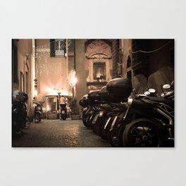 Bella Notte Canvas Print