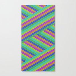 Stripes By Shuvaloff Canvas Print