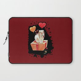 Bunny is the best gift Laptop Sleeve