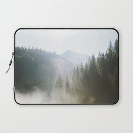 Steamy Colorado Sunrise Laptop Sleeve