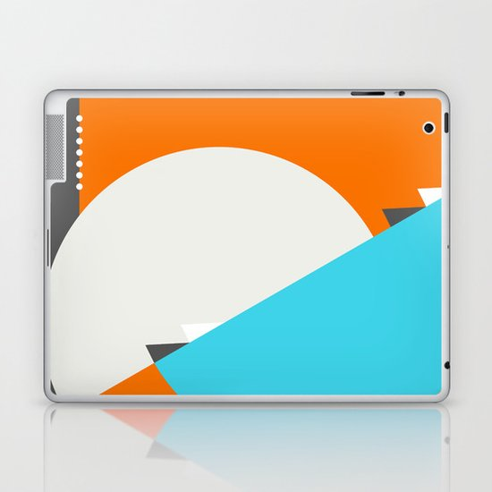 Spot Slice 04 Laptop & iPad Skin