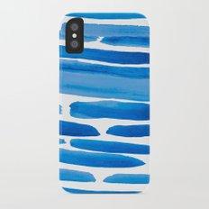 Blue Bayou Slim Case iPhone X