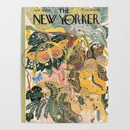 The New Yorker Vintage Cover // 1 Poster