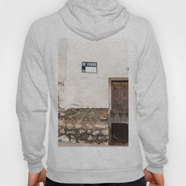 Old Abandoned Village House  Hoody