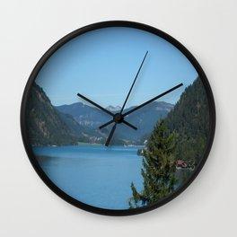 Achen Lake Wall Clock