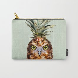 PINEAPPLE OWL Carry-All Pouch