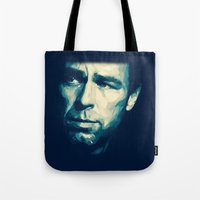 allison argent Tote Bags featuring Chris Argent by Finduilas