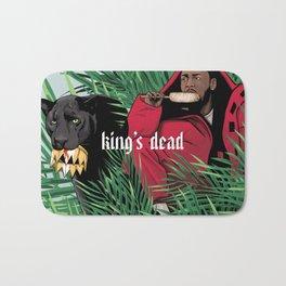 King's dead Bath Mat