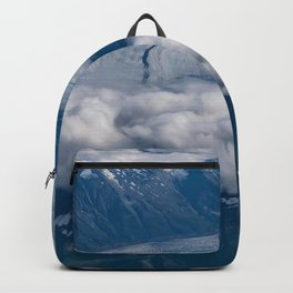 Aerial Glacier Two - Alaska Backpack