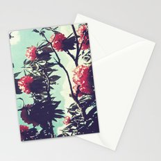 Turquoise Jewels Stationery Cards