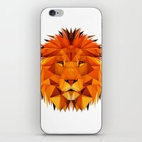 courage iPhone & iPod Skins featuring Courage by jenkydesign