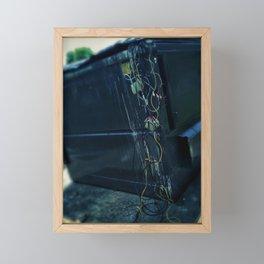 Dumpster Dive Framed Mini Art Print